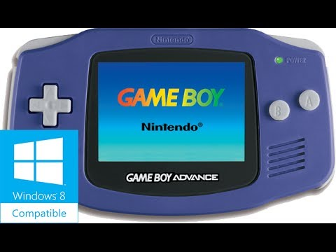 How to get a Gameboy Advance Emulator for your Windows 8 PC for FREE!
