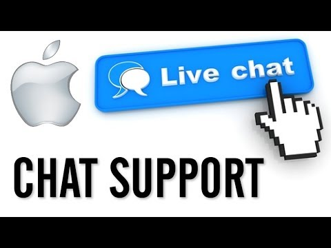 How to Access Apple Live Chat Support