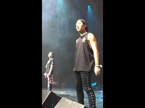 [FANCAM] 141005 B1A4 - IF... (너만 있으면) | B1A4 Roadtrip in Chicago