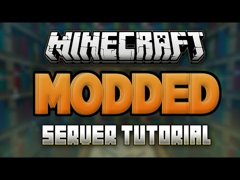 How to Make a Modded Minecraft Server 1.12.2 (Forge)