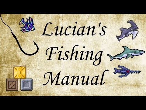 Fishing in Terraria - The Complete Guide // iOS/Android/PC/PS4/Xbox