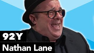 Nathan Lane on Watching Movies with Mel Brooks at Carl Reiner's House