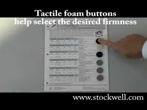 Silicone Foam Touch Brochure Video