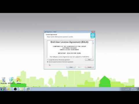 Schneider Electric - How to Install Unity Pro