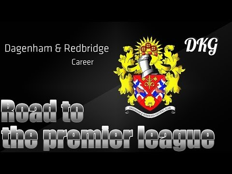 FIFA 14 Career Mode - Road to the Premier League with a Football League Two Team | Ep. 1 Dagenham FC