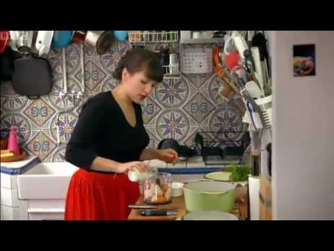 Chicken Dumpling Soup - Rachel Khoo - The Little Paris Kitchen