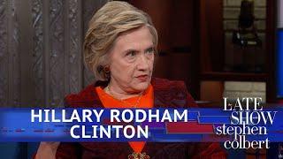 Hillary Clinton: It