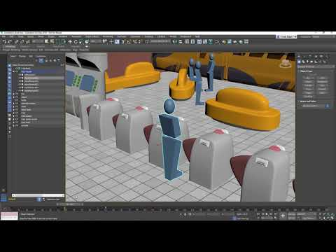 3ds Max Getting Started - Lesson 19 - Basic Animation