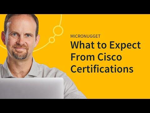 The Big Picture: Understanding Cisco Certification