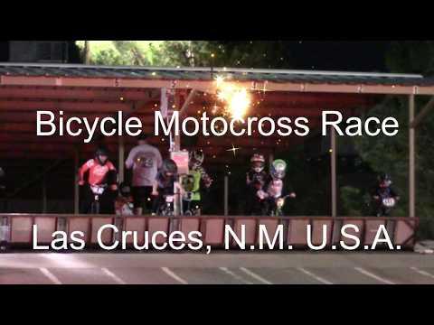 Bicycle Motocross Race