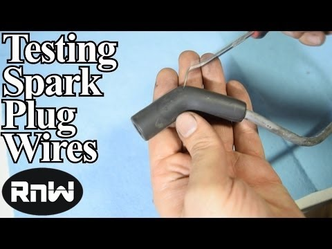 Couple of Neat Tricks and Hacks to Use When Testing Spark Plug Wires