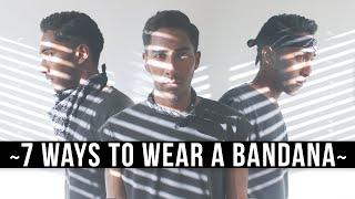 7 Ways To Wear A Bandana What To Wear To Coachella Festival Style Kea