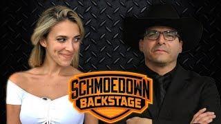 Schmoedown Backstage #6 - Draft This Saturday! Ben Bateman, Roxy Striar & John Rocha