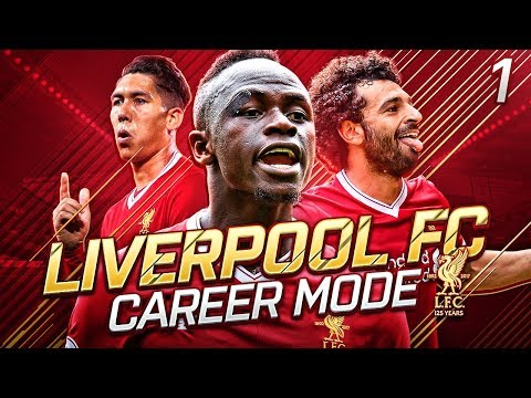 FIFA 18 Liverpool Career Mode #1 - 60.000.000 FOR THE TRANSFER WINDOW!