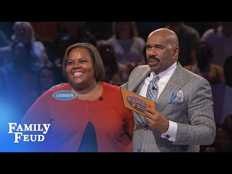 SHIRLEY is THE QUEEN of Fast Money!!! | Family Feud