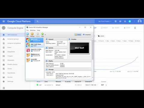 Google cloud compute engine tutorial