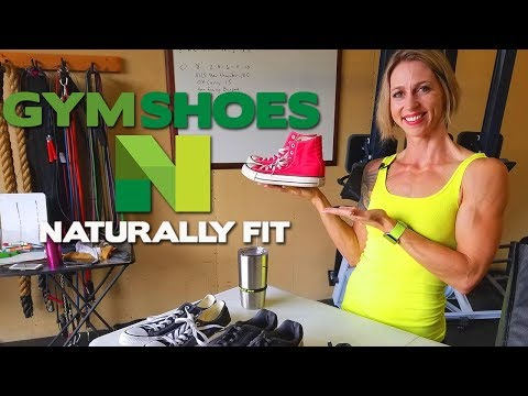 Choosing the Right Gym Shoes - Naturally Fit