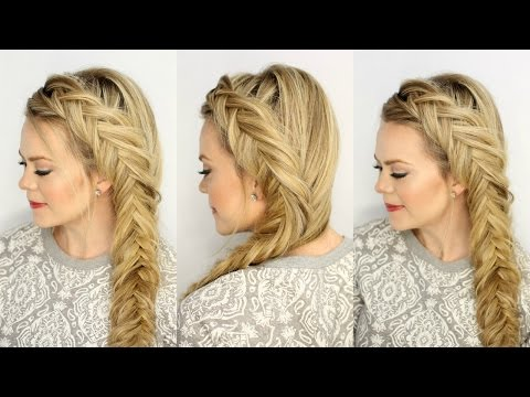 Dutch Fishtail Braid | Missy Sue