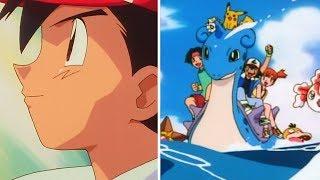 Pokémon the Series Theme Songs—Kanto Region