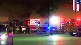 39 found in truck in Walmart parking lot, nine dead from triple digit Texas heat - TomoNews