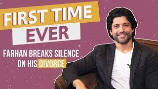 Farhan Akhtar on breaking divorce news to his kids, Priyanka Chopra & Don 3   The Sky Is Pink
