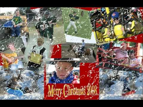 Holiday Greeting Cards - with Custom Photo Collage