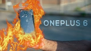 OnePlus 6 Drop Test!