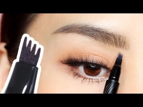 NEW MICROBLADING EYEBROW TATTOO PEN - TINA TRIES IT