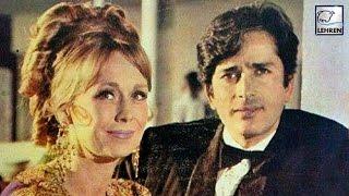 Shashi Kapoor And Jennifer Kendal