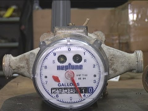 How it Works: Water Meter
