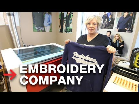 Embroidary Company | Laser Cutting for Embroidery | Speedy 300