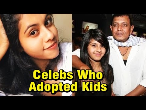 6 Bollywood  Celebrities Who Have Adopted Kids