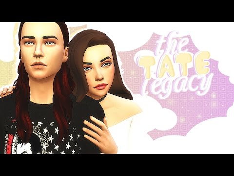 WELCOME TO THE TRAILER PARK?! // Let's Play: The Tate Legacy // Part 1