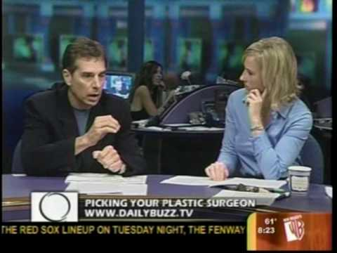 The Daily Buzz- Picking Your Plastic Surgeon, Dr. Scott Greenberg