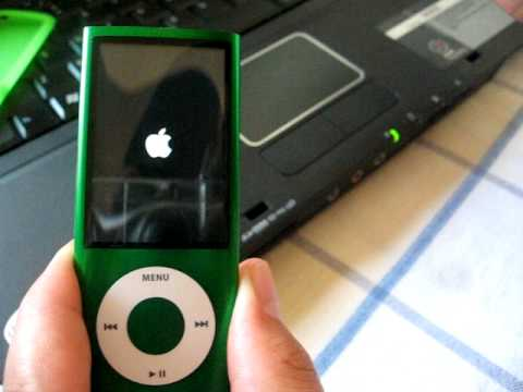how to turn off your ipod nano