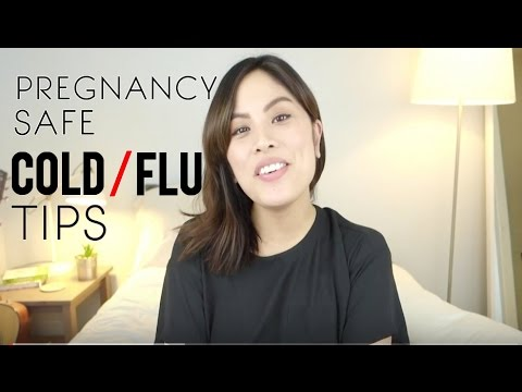 Quick & Easy Cold/Flu Remedies while Pregnant