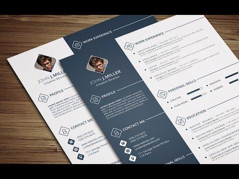 The CV - Advance MS Word Tutorial
