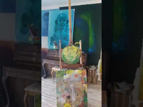 Xxx Mp4 🎨🌞Flowers 190 160cm Oilpainting Canvas Kalinovska Tetiana Art 3gp Sex