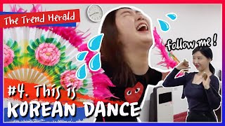 The Trend Herald Korean Dance Communication Delivered Through The Body