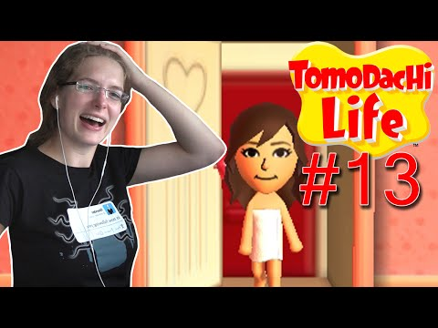 ONE NIGHT STAND?! Tomodachi Life (Facecam) #13