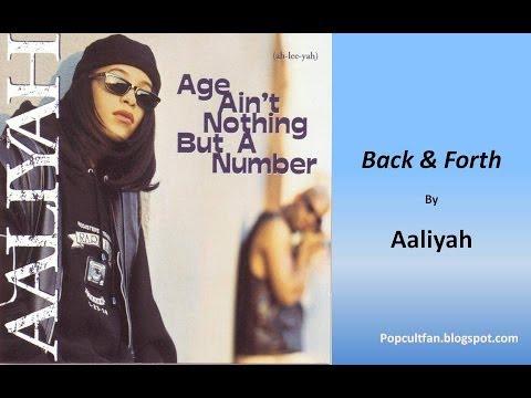 Aaliyah   Back & Forth Lyrics)