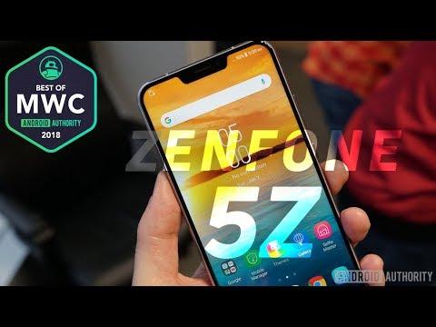ASUS Zenfone 5Z Announced: Snapdragon 845, Notch, Under $500