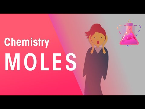 Moles in equations | Chemistry for All | The Fuse School