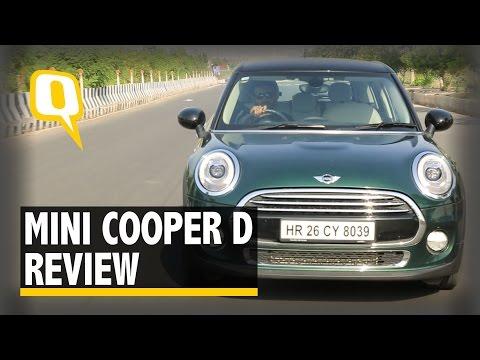The Quint: Mini Cooper D Quick Drive