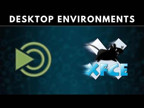 How To Install Xfce4 & MATE Desktop Environments On Kali Linux