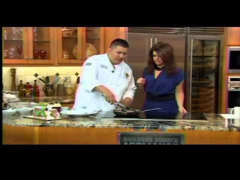 Steak Diane with Chef Juan Cherino of Hard Rock