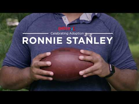 Ronnie Stanley – Think Adoption First (Petco)