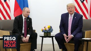 Amid reported Russian meddling, a 'deeply damaging' politicization of U.S. intelligence