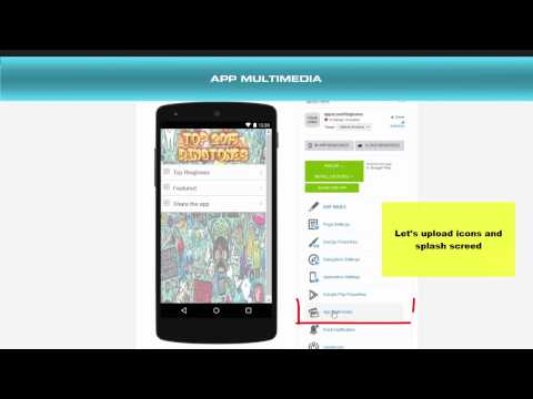 AppsCoon Lesson 3: creating a ringtones Android application
