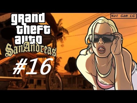 Let's Play Grand Theft Auto San Andreas Episode 16: Woozie!